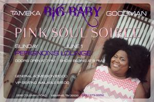 Big Baby's Pink Soul Soiree