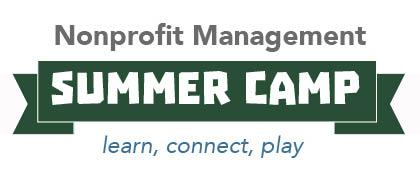 Nonprofit Management Summer Camp