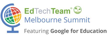 Pre-Summit Workshops (EdTechTeam Melbourne Summit...