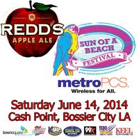 Redd's Apple Ale's Sun of a Beach Festival presented...