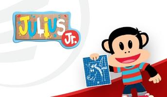Kidgits Julius Jr event at Corner Bakery Cafe