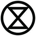 Extinction Rebellion Hastings / St Leonards logo