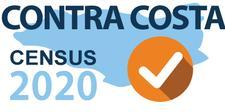 Census 2020 - Contra Costa County logo