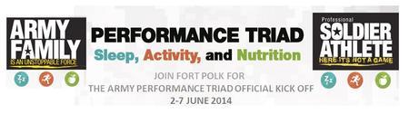 Fort Polk Performance Triad Fun Walk /Run
