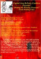 Write the Winning Proposal!- Grant Writing Class