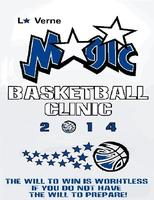 LA VERNE MAGIC YOUTH BASKETBALL CLINICS BOYS AND GIRLS...