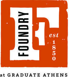 The Foundry in Athens, Georgia logo