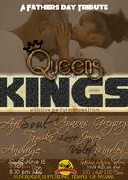 Queens For Kings | A Father's Day Tribute