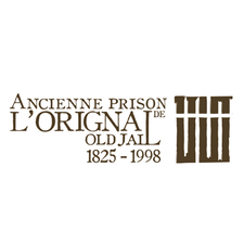 Ancienne Prison de L'Orignal Old Jail logo