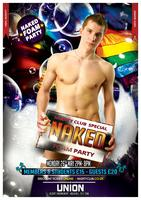 The Big Naked Bank Holiday Foam Party