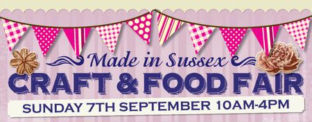Made In Sussex Craft and Food Fair 2014