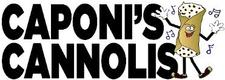 Caponi's Cannolis School of the Arts logo