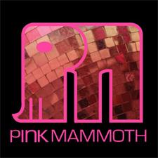 Pink Mammoth logo
