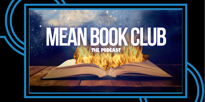 Mean Book Club Live!