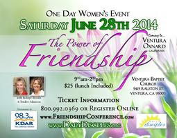 The Power of Friendship Women's Event-Oxnard/Ventura,...