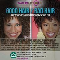 Good Hair/Bad Hair