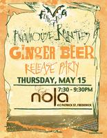 FLYING DOG GINGER BEER RELEASE PARTY at Cafe Nola