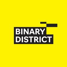 Binary District logo