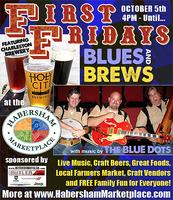 First Fridays: Blues and Brews Fest