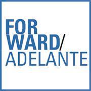 Forward/Adelante logo
