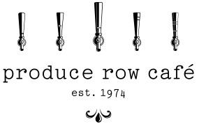 Produce Row Cafe & Pfriem Family Brewers Invite you...
