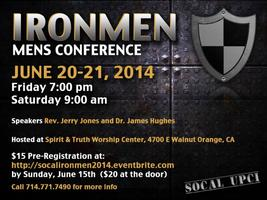 SoCal District Iron Man Conference 2014