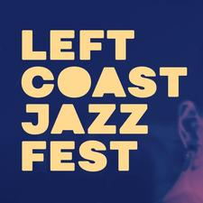 Left Coast Jazz Fest logo