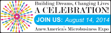 AnewAmerica Microbusiness Celebration