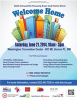 6th Annual DC Housing Expo & Home Show