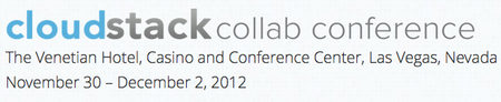 CloudStack Collaboration Conference 2012