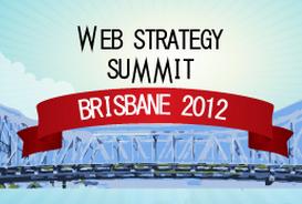 Web Strategy Summit 2012