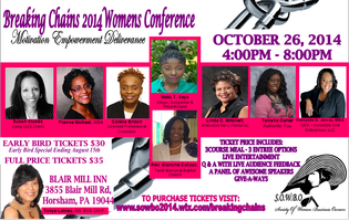 Breaking  Chains 2014 Womens Conference