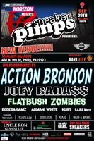 Sneaker Pimps Philadelphia ft. Action Bronson, Joey...
