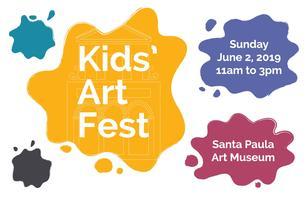 Free Kids' Art Fest