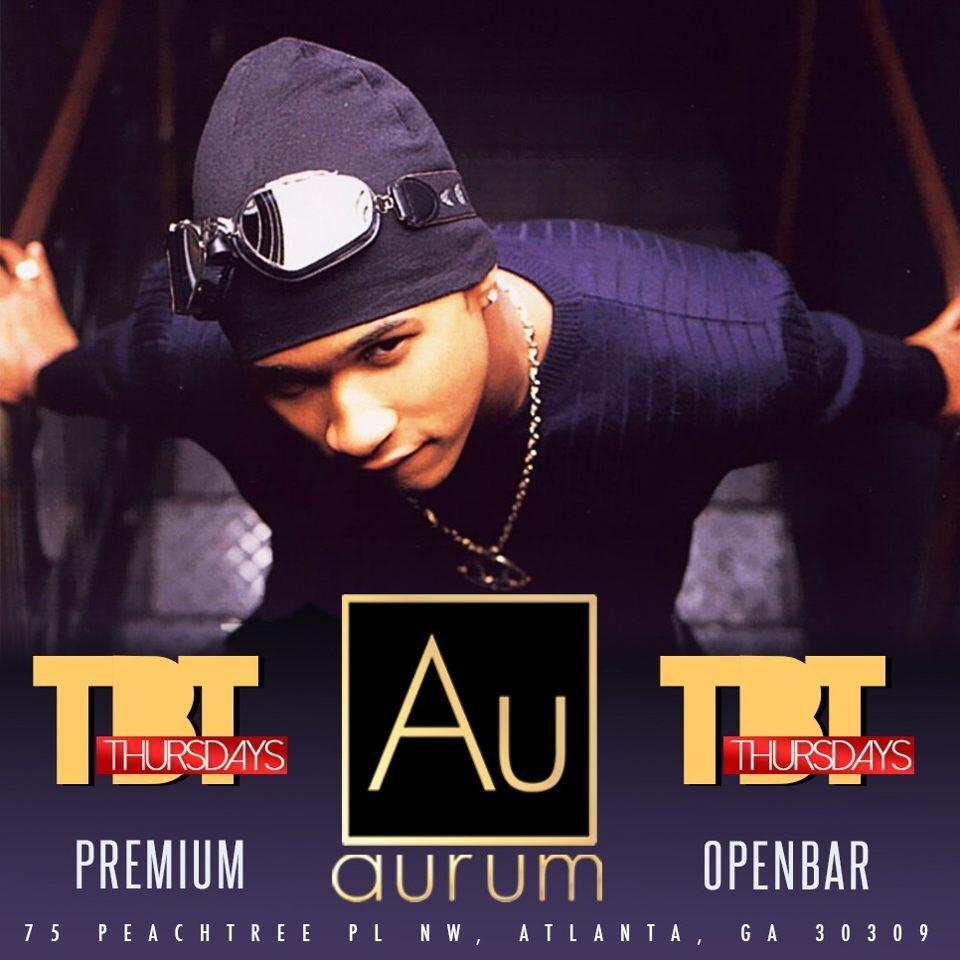 Open Bar  TBT ( AURUM) 90S-00'S edition.