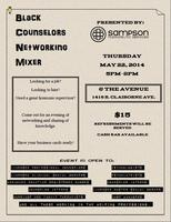 Black Counselors Networking Mixer- New Orleans, LA