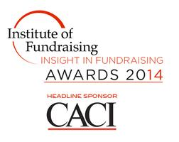 IoF Insight in Fundraising Awards 2014 -        Gala...