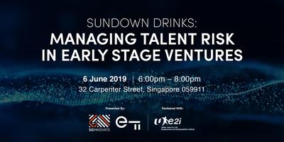 Sundown Drinks: Managing Talent Risk in Early Stage...