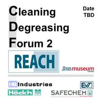 The Cleaning and Degreasing Forum 2014