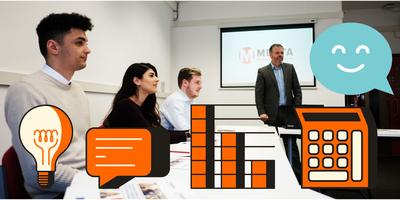 Start-Up Business Workshop 3:  'Book Keeping & Self-Assessment'  -  Ipswich