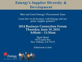 Entergy Supplier Forum - New Orleans, LA