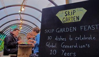 Skip Garden Feast (6 June 2014) - SOLD OUT!