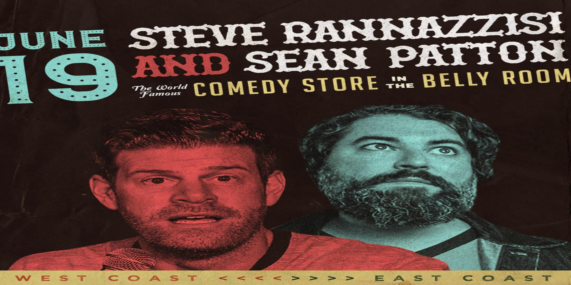 Steve Rannazzisi & Sean Patton