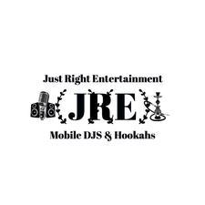 JRE MOBILE DJS & HOOKAHS logo