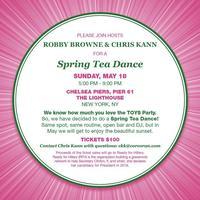 May Tea Dance