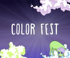 Color Fest  logo