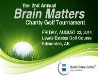 2014 Brain Matters Charity Golf Tournament