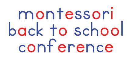 Montessori Back to School Conference