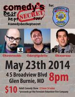 Comedy's Best Kept Secret Tour Ferndale VFC
