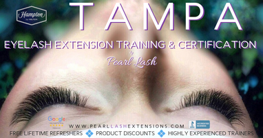 5cfde8c8d34 Eyelash Extension Training Hosted by Pearl Lash Tampa, FL July 15, 2019  Tickets, Multiple Dates | Eventbrite